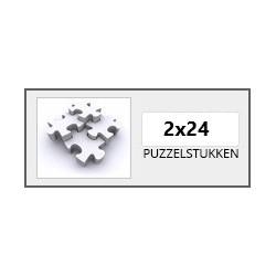 2x24 stukjes