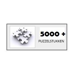Puzzels 5000+ stukjes