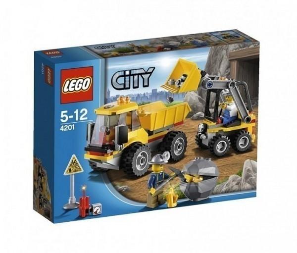 Lego mijnbouw