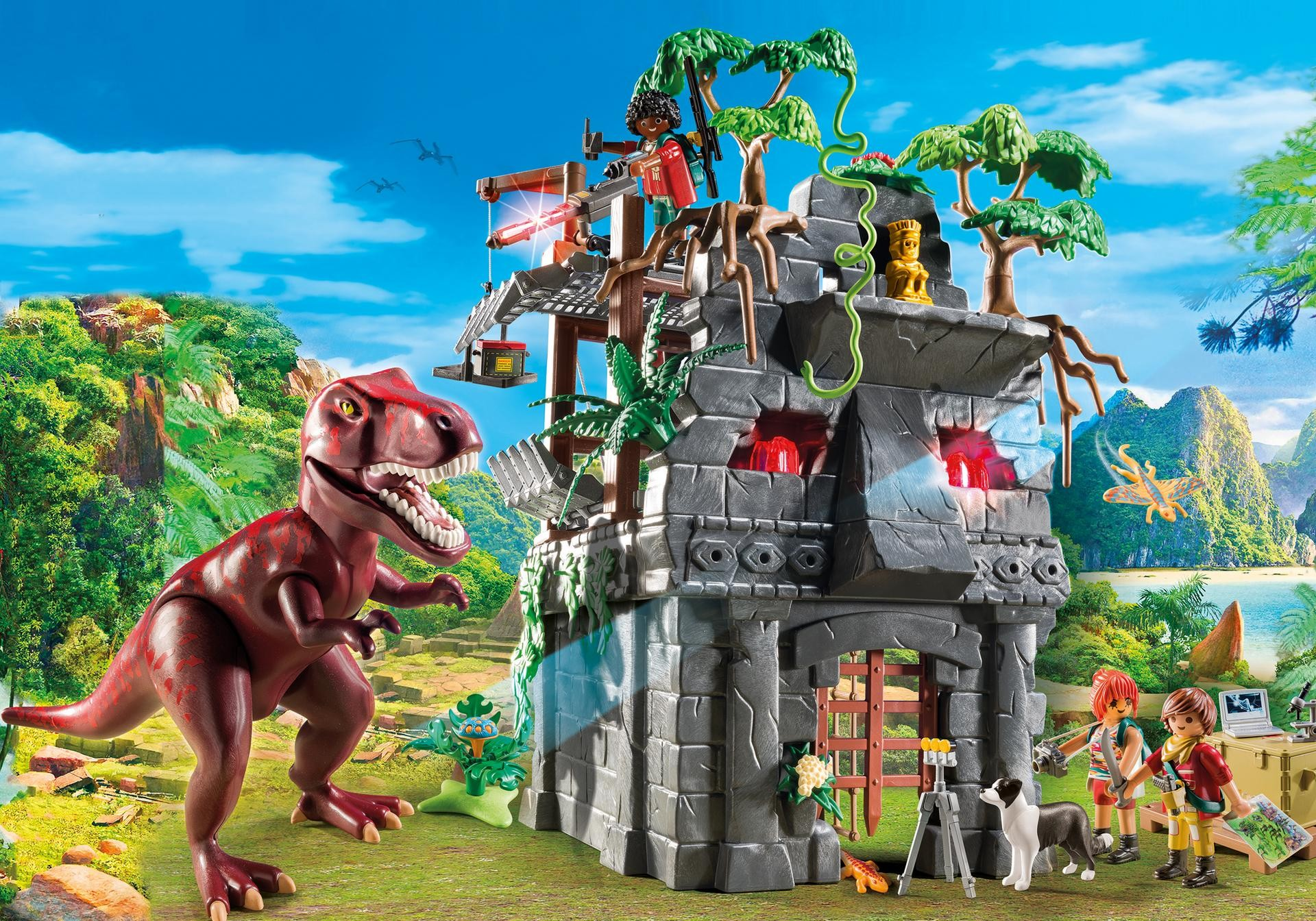 Playmobil Dino Explorers