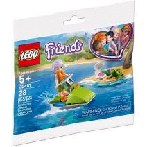 Lego 30410 Friends Schildpad redding