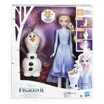 Frozen 2 Interactieve Elsa En Olaf