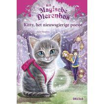 Het magische dierenbos - Kitty, het nieuwsgierige poesje