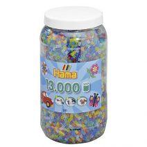 Strijkkralen in ton glitters 13000