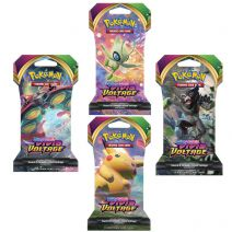 Pokemon TCG Sword En Shield Vivid Voltage Sleeved Booster