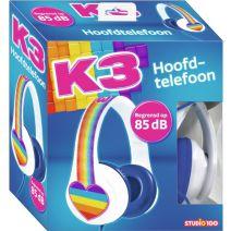 K3 Hoofd telefoon