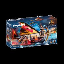 Playmobil Novelmore 70641 burnham raiders vuurschip