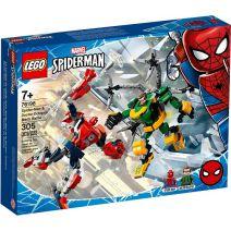 Lego 76198 Spiderman En Dr Octopus