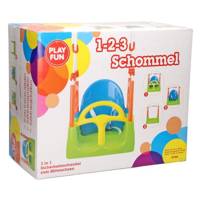Baby Born Schommel.Schommel 3 In 1 Toyhouse Nl De Webshop Voor Speelgoed
