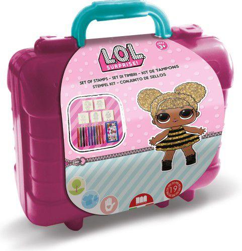cb58d013ef7 LOL Stempel en kleur koffer | Toyhouse.nl, de webshop voor speelgoed!