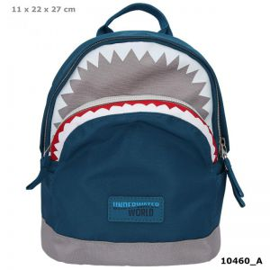 Rugzak haai onder water