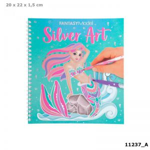 Silver Art Zeemeermin