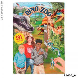 Create your dino zoo