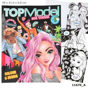 TOPModel Colour & Design Book