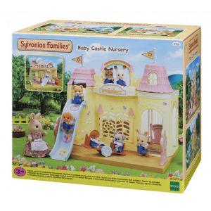 Sylvanian Families Baby creche kasteel