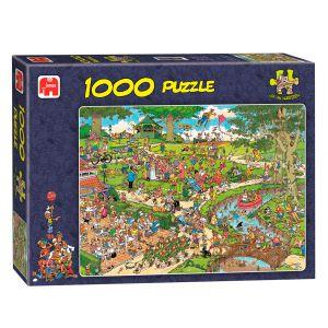 Puzzel JvH: Het Park 1000 stukjes