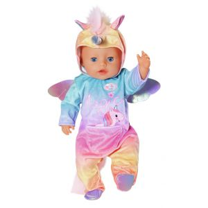 Onesie Unicorn Baby Born