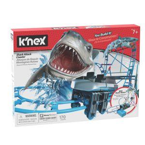 K'nex Thrill Rides Tabeltop Thrills Shark Attach Coaster