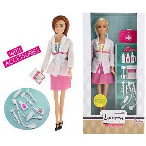 Pop Lauren Dokter