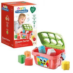 Clementoni Baby Vormenbox