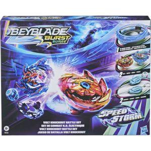 Beyblade Speedstorm Volt Knockout Battle Set