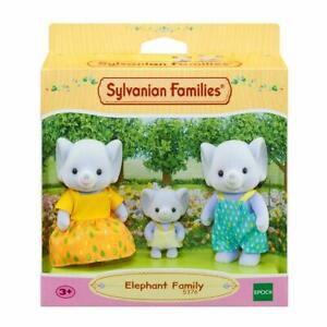Sylvanian families Olifanten familie