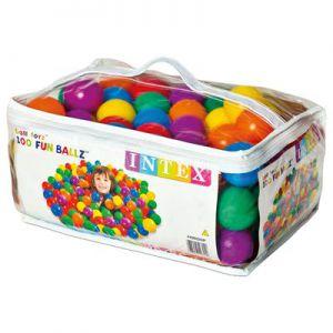 Intex ballenbakballen 100