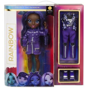 Rainbow High Fashion Doll Indigo