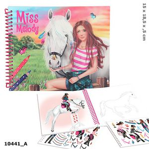 Miss Melody dress up your horse 10441