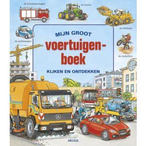 Mijn grote voertuigenboek