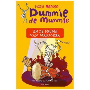 Boek Dummie de mummie deel 7