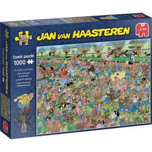 Jan van haasteren puzzel oud hollandse ambachten