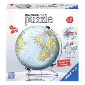 3D Puzzel de aarde