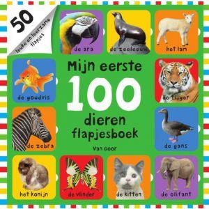 Flapjesboek mijn eerste 100 dieren