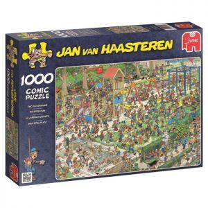 Puzzel JvH: De Speeltuin 1000