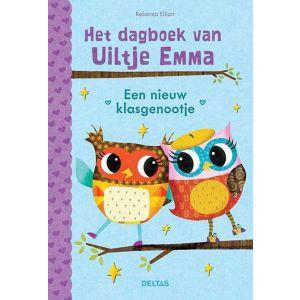 Boek dagboek van uiltje Emma een nieuw klasgenootje