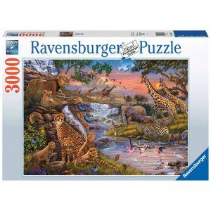 Puzzel 3000 Dierenrijk