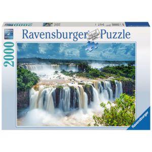 Puzzel 2000 Watervallen van iguazu