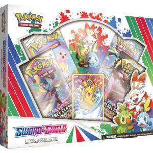 Pokemon figure collection: Sword en Shield