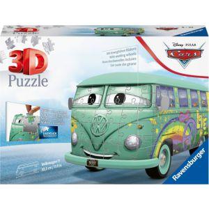 Puzzel 3d VW t1 Pixar