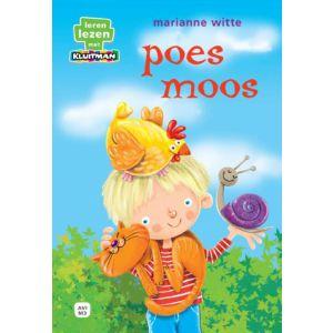 Boek Poes Moes