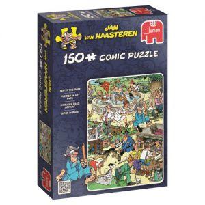 Puzzel JvH: Plezier in het Park 150 stukjes