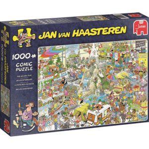 Jan van Haasteren Vakantiebeurs 1000