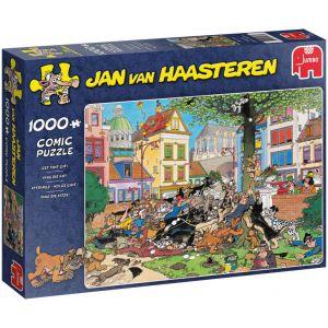 Puzzel Jan van Haasteren 1000 Vang de kat