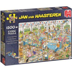 Jan van Haasteren Taarten toernooi 1500