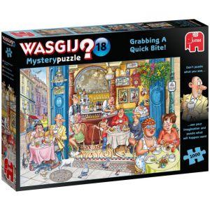Puzzel Wasgij Mystery 18: 1000 stukjes