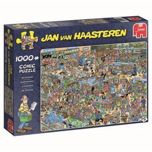 Jan van Haasteren Puzzel Drogisterij 1000
