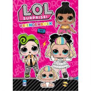 L.O.L. Surprise Vriendenboekje