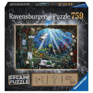 Escape puzzel 4 Onderzeer