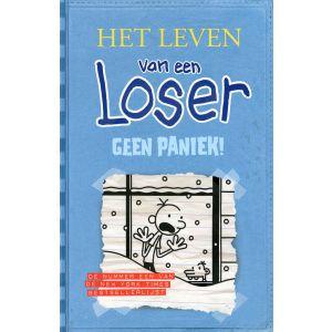 Boek leven van een loser 6 Geen paniek!